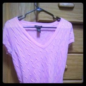 Pale Pink Tunic